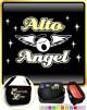 Vocalist Singing Alto Angel - TRIO SHEET MUSIC & ACCESSORIES BAG
