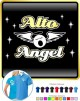 Vocalist Singing Alto Angel - POLO SHIRT