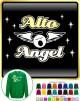 Vocalist Singing Alto Angel - SWEATSHIRT