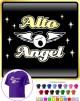 Vocalist Singing Alto Angel - CLASSIC T SHIRT