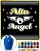 Vocalist Singing Alto Angel - ZIP HOODY