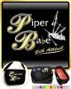 Bagpipe Babe Attitude - TRIO SHEET MUSIC & ACCESSORIES BAG