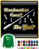 Bandmaster Count Do You - SWEATSHIRT