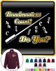 Bandmaster Count Do You - ZIP SWEATSHIRT