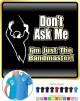 Bandmaster Dont Ask Me - POLO SHIRT