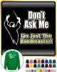 Bandmaster Dont Ask Me - SWEATSHIRT