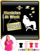Bandmaster Dont Wake Me Up - LADY FIT T SHIRT