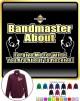 Bandmaster Forgive Me - ZIP SWEATSHIRT