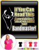 Bandmaster You Have Found Your - LADY FIT T SHIRT