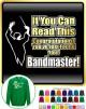 Bandmaster You Have Found Your - SWEATSHIRT