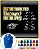 Bandmaster Theory Of Relativity p=p - ZIP HOODY