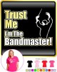 Bandmaster Trust Me - LADY FIT T SHIRT