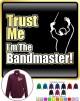 Bandmaster Trust Me - ZIP SWEATSHIRT