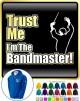 Bandmaster Trust Me - ZIP HOODY