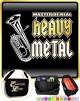 Baritone Master Heavy Metal - TRIO SHEET MUSIC & ACCESSORIES BAG