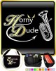Baritone Horny Dude - TRIO SHEET MUSIC & ACCESSORIES BAG