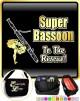 Bassoon Super Rescue - TRIO SHEET MUSIC & ACCESSORIES BAG