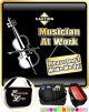 Cello Dont Wake Me - TRIO SHEET MUSIC & ACCESSORIES BAG