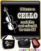 Cello Not Afraid Use - TRIO SHEET MUSIC & ACCESSORIES BAG