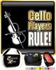 Cello Rule - TRIO SHEET MUSIC & ACCESSORIES BAG