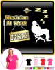 Conductor Dont Wake Me Up - LADY FIT T SHIRT