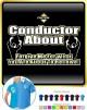 Conductor Forgive Me - POLO SHIRT