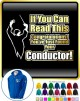 Conductor You Have Found Your - ZIP HOODY