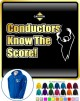 Conductor Know The Score - ZIP HOODY