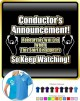 Conductor Rehersals Will End - POLO SHIRT