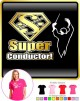 Conductor Super - LADY FIT T SHIRT