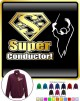 Conductor Super - ZIP SWEATSHIRT