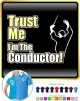 Conductor Trust Me - POLO SHIRT
