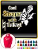 Vocalist Singing Cool Singer Natural Talent - HOODY