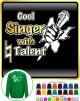 Vocalist Singing Cool Singer Natural Talent - SWEATSHIRT