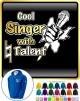 Vocalist Singing Cool Singer Natural Talent - ZIP HOODY