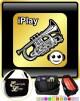 Cornet I Play - TRIO SHEET MUSIC & ACCESSORIES BAG