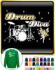 Drum Kit Diva Fairee - SWEATSHIRT