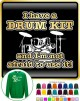 Drum Kit Not Afraid Use - SWEATSHIRT