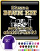 Drum Kit Not Afraid Use - CLASSIC T SHIRT