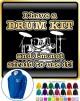 Drum Kit Not Afraid Use - ZIP HOODY