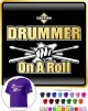 Drum Fist Sticks Drummer On Roll - CLASSIC T SHIRT