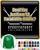 Drum Sticks Paradiddle Diddle - SWEATSHIRT