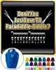 Drum Sticks Paradiddle Diddle - ZIP HOODY