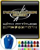 Percussion Dude Attitude - ZIP HOODY