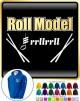 Drum Sticks Roll Model - ZIP HOODY