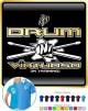Drum Fist Sticks Virtuoso - POLO SHIRT