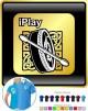 Bodhran I Play - POLO SHIRT