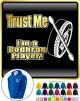 Bodhran Trust Me - ZIP HOODY