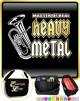 Euphonium Master Heavy Metal - TRIO SHEET MUSIC & ACCESSORIES BAG