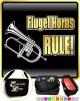 Flugelhorn Flugel Rule - TRIO SHEET MUSIC & ACCESSORIES BAG